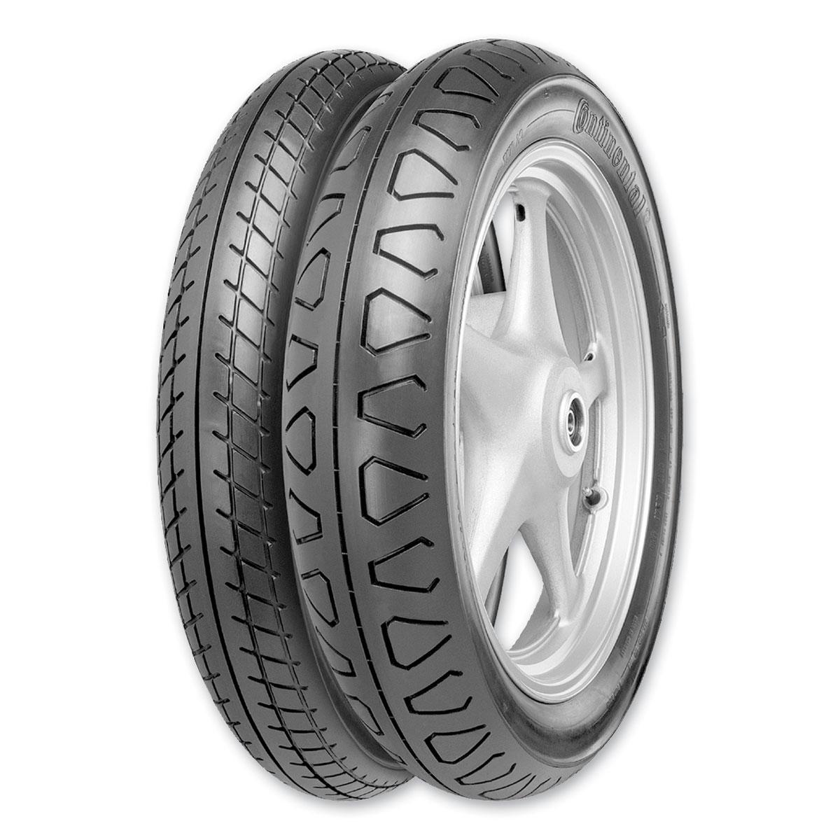 Continental TKV12 110/90H18 Rear Tire