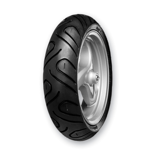 Continental ZIPPY 1 120/70-10 Front/Rear Tire