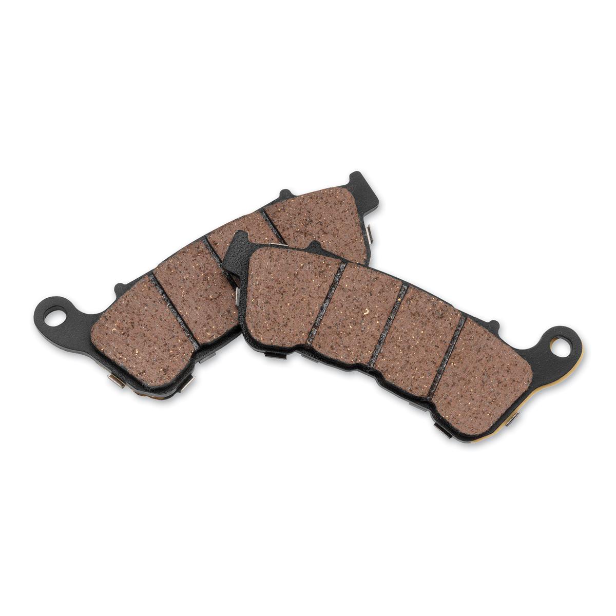 Twin Power Organic Brake Pads