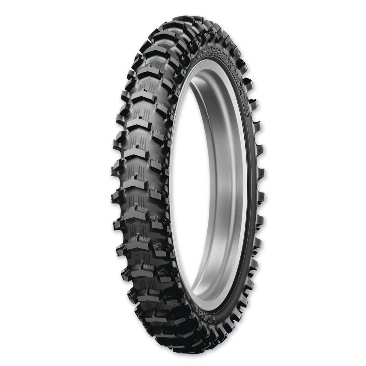 Dunlop MX12 S/T 100/90-19 Rear Tire