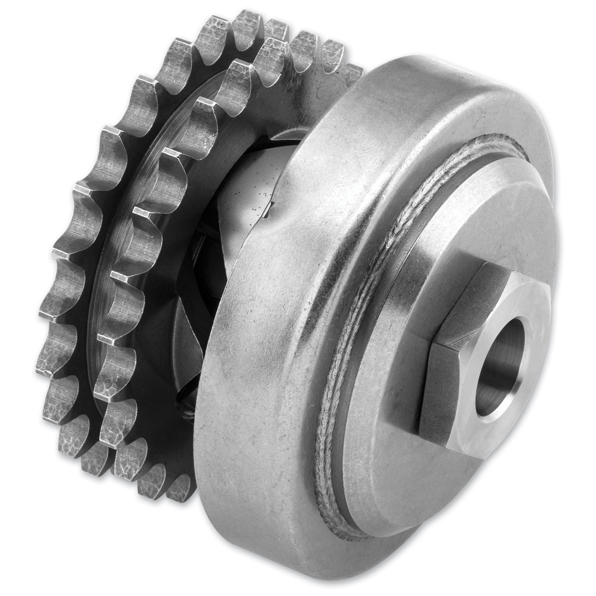 Twin Power Compensating Sprocket Kit 24 Tooth