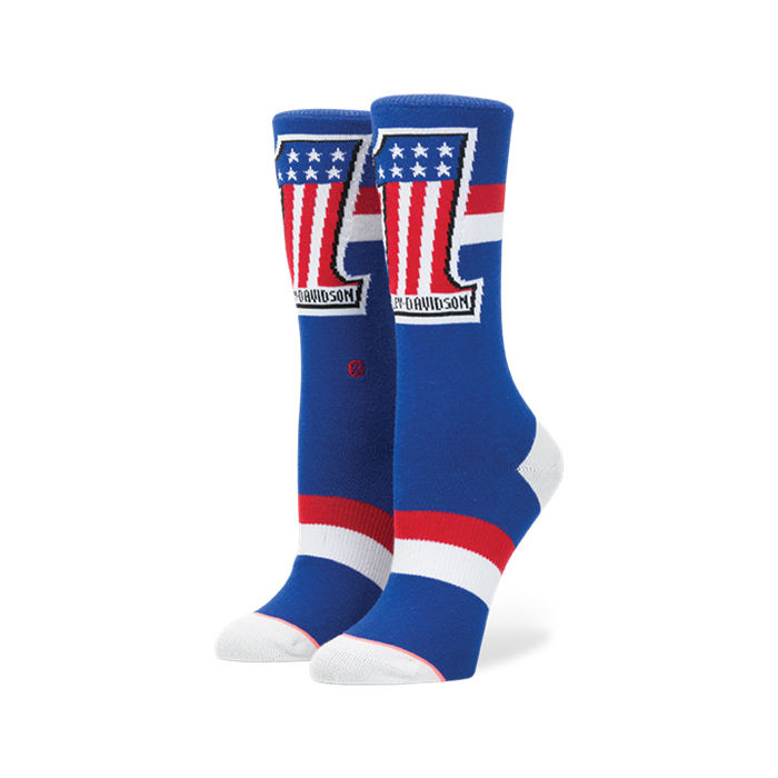 Stance Women's Harley Washed Freedom Socks