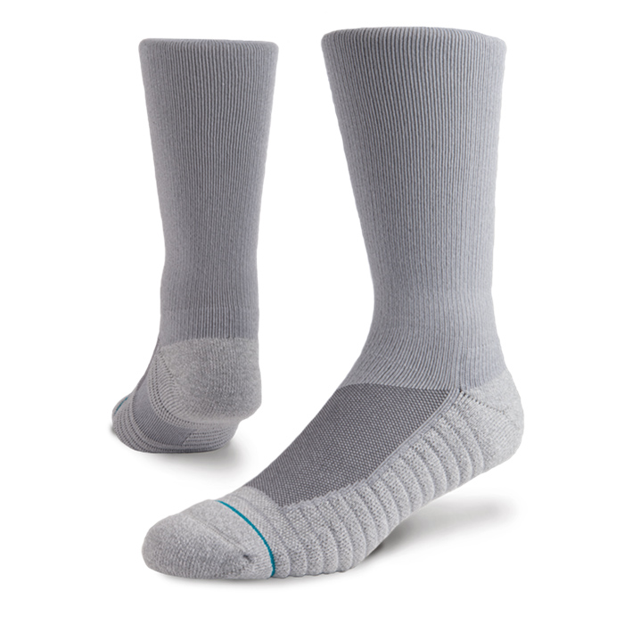 Stance Men's Athletic Icon Blue Socks