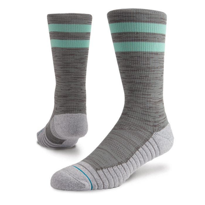 Stance Men's Athletic Franchise Gray Socks
