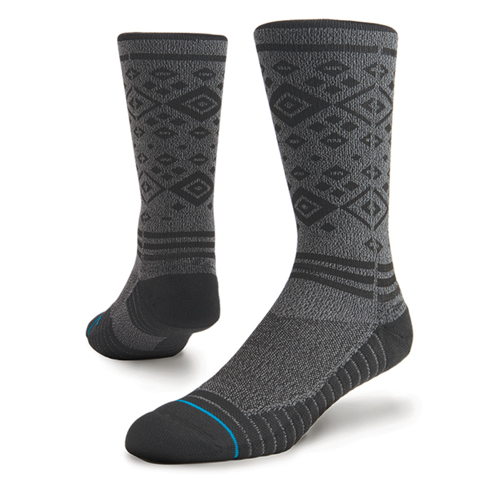 Stance Men's Boyes Gray Socks