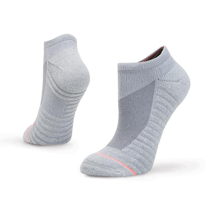Stance Women's Icon Low Gray Socks
