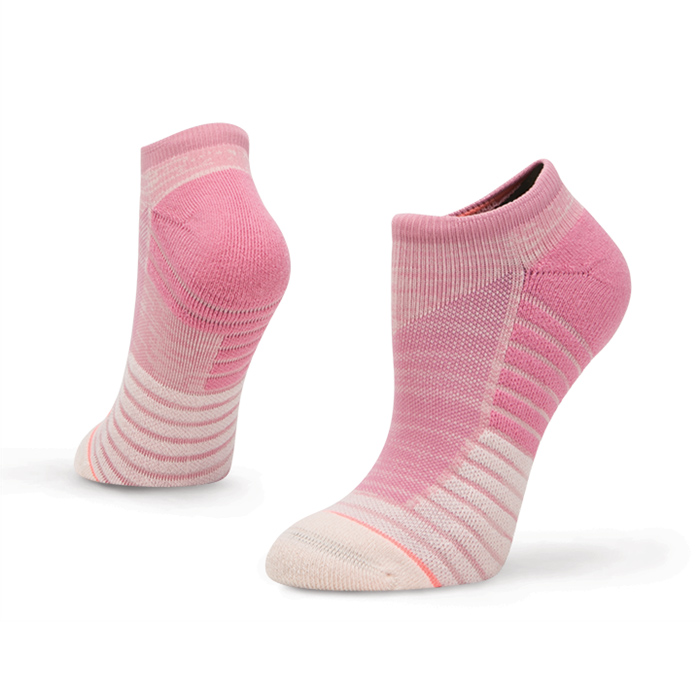 Stance Women's Circuit Low Pink Socks