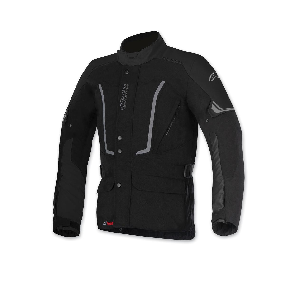 Alpinestars Men's Vence Drystar Black Jacket