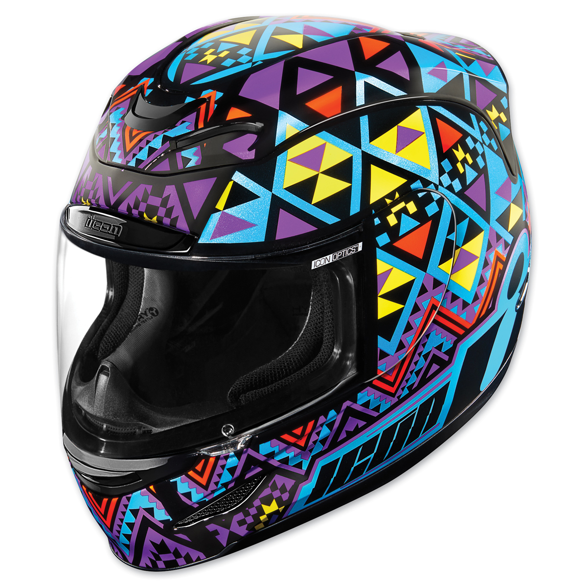 ICON Airmada Georacer Full Face Helmet
