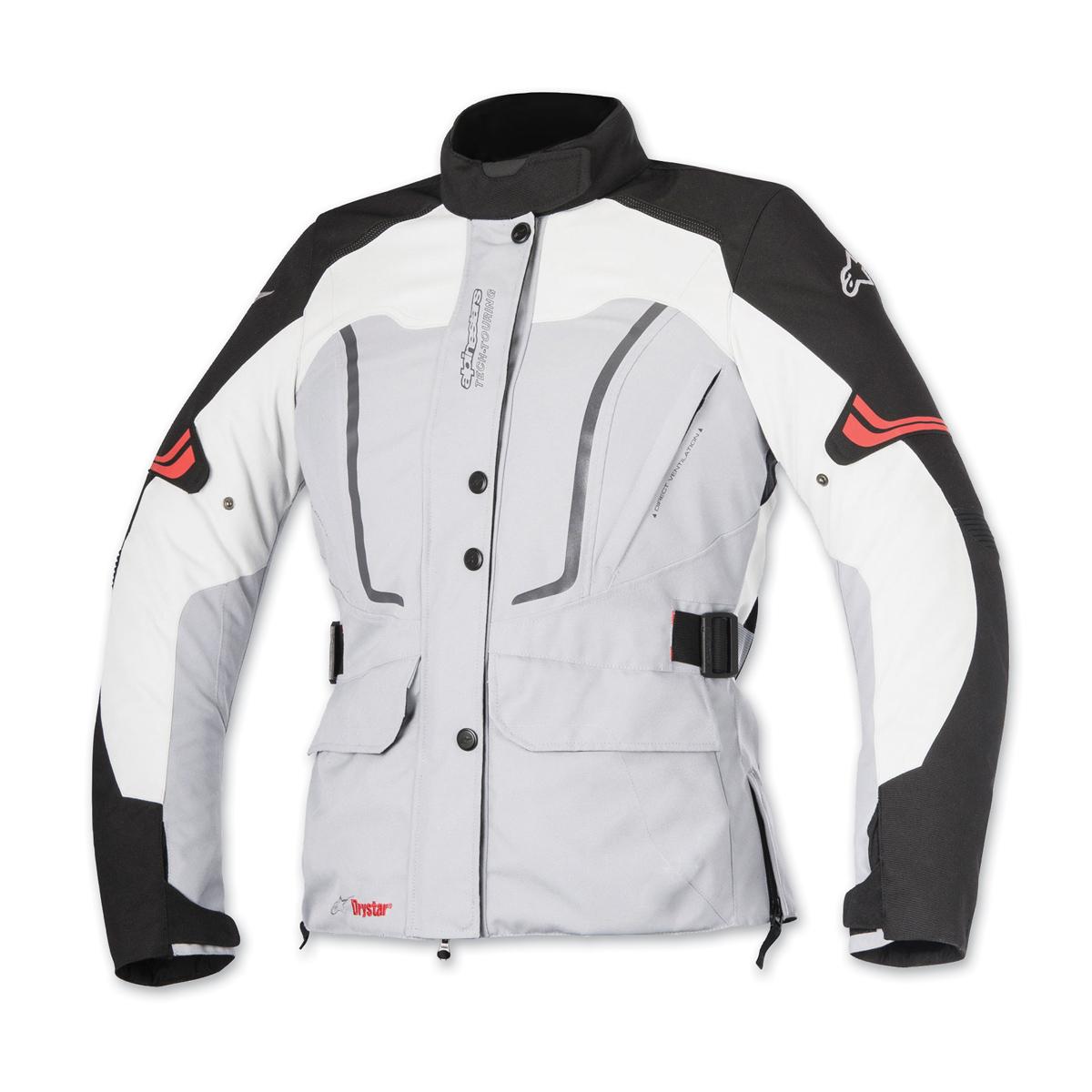 Alpinestars Women's Stella Vence Drystar Gray/Black Jacket
