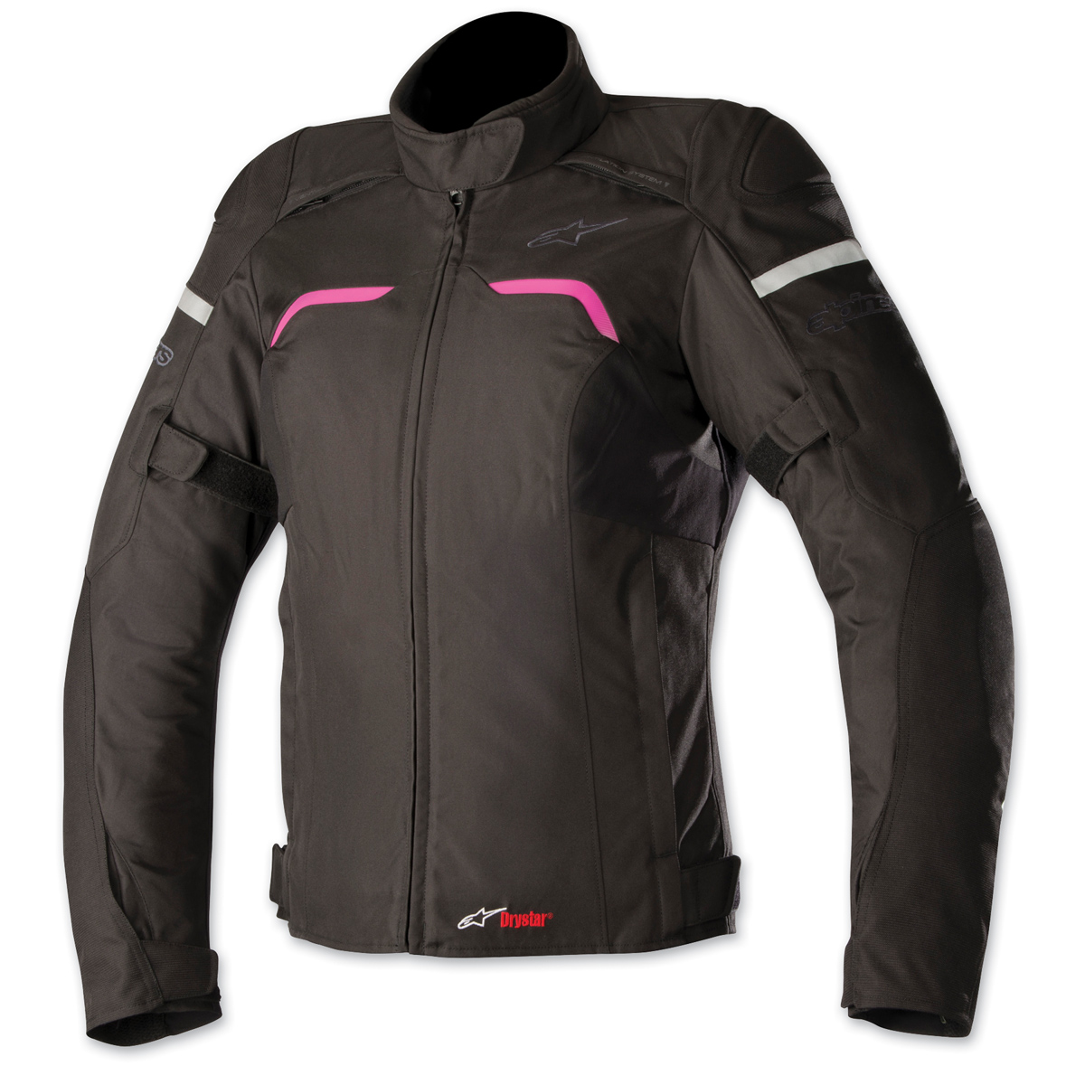 Alpinestars Women's Stella Hyper Drystar Black/Purple Jacket
