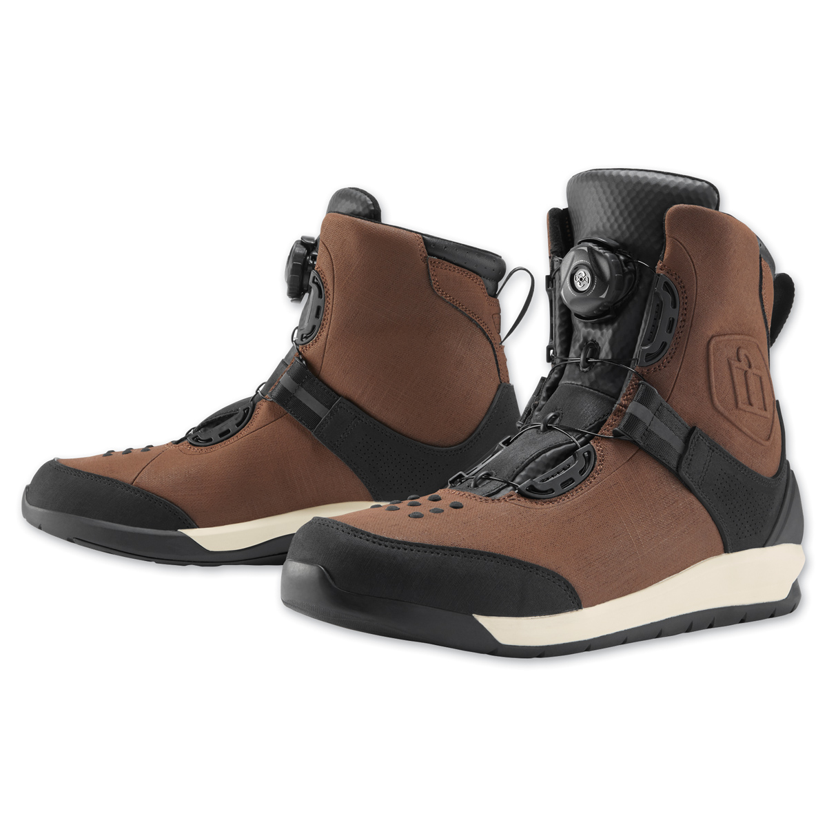 ICON Men's Patrol 2 Brown Boots
