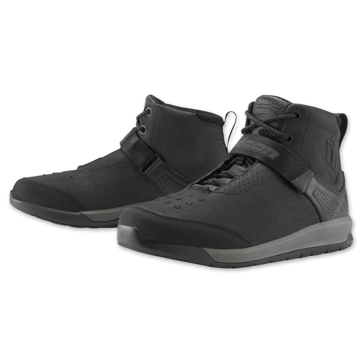 ICON Men's Superduty 5 Black Boots