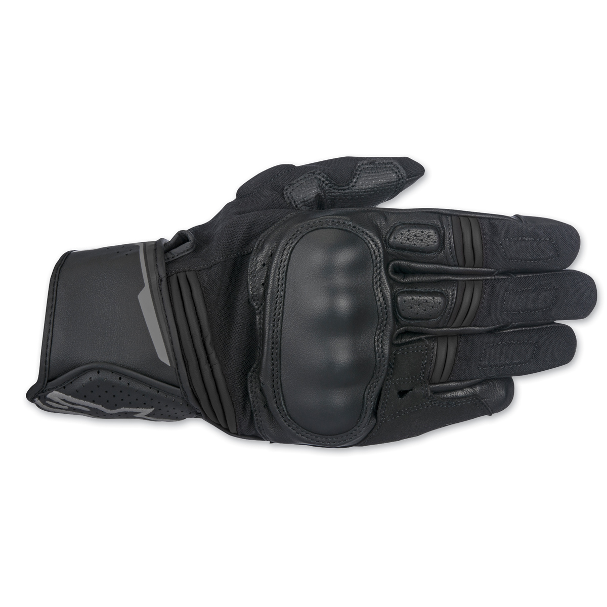 Alpinestars Men's Booster Black/Gray Gloves