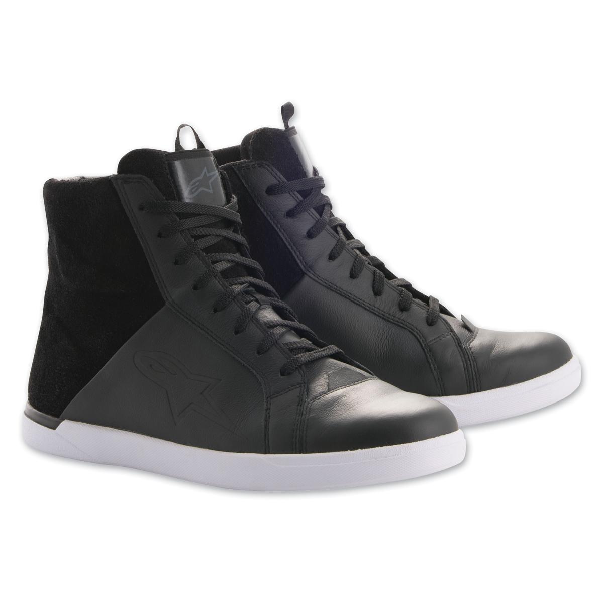 Alpinestars Mens Jam Drystar Black Shoes