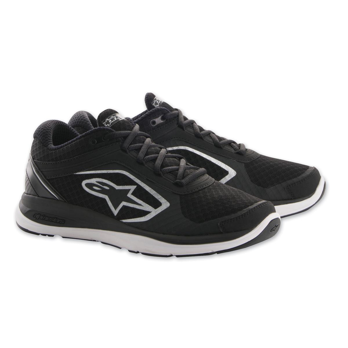 Alpinestars Men's Alloy Black Shoes