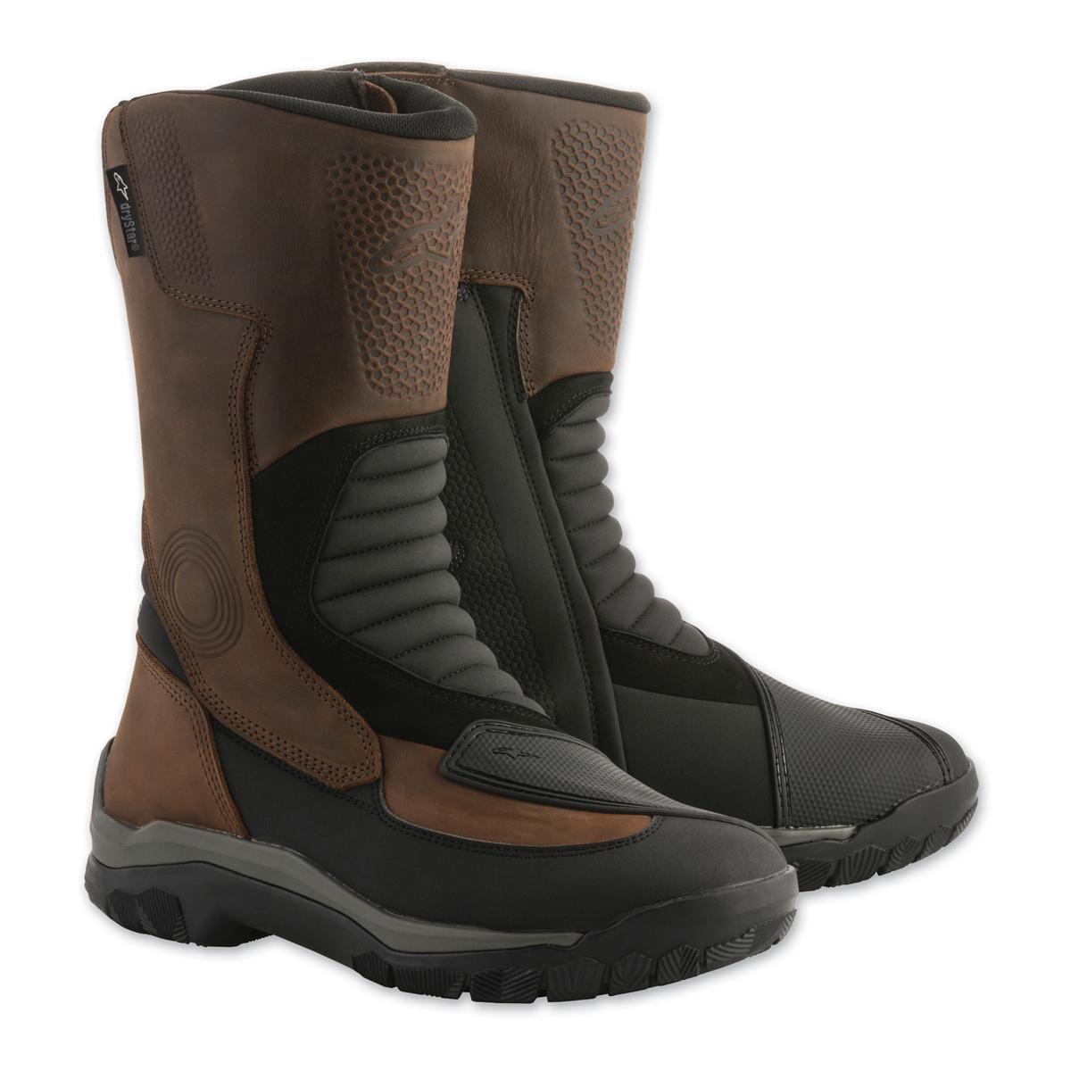 Alpinestars Men's Campeche Drystar Brown/Black Boots