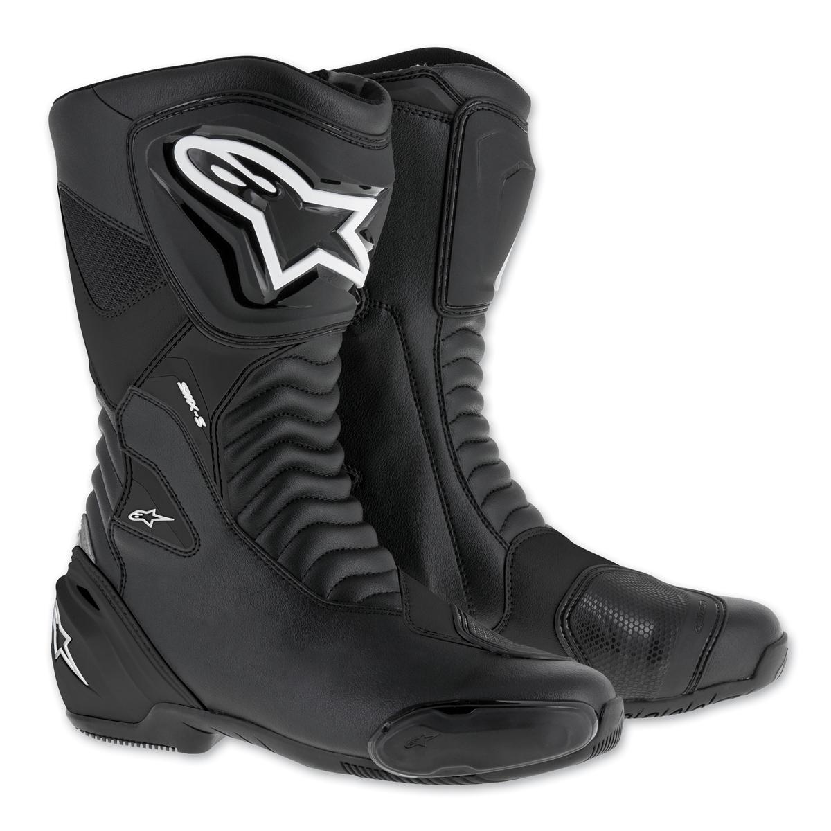 Alpinestars Men's SMX-S Black Boots