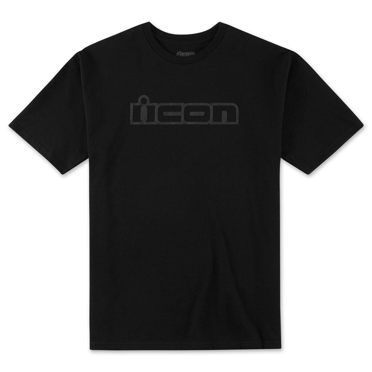 ICON Men's OG Black T-Shirt