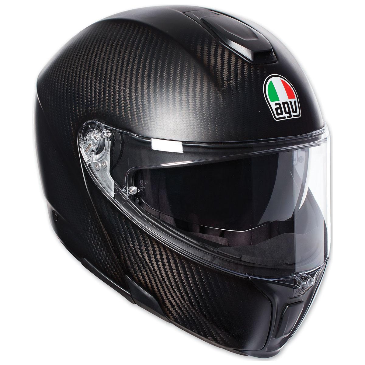 AGV Sport Modular Matte Carbon Helmet