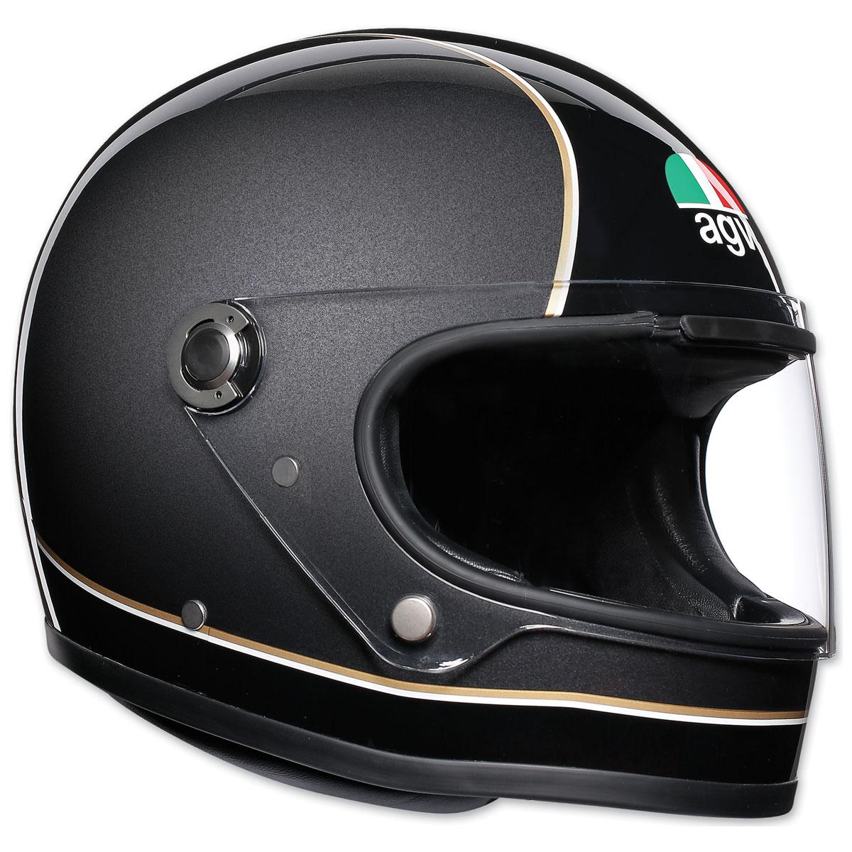 AGV X3000 Super AGV Black/Gray Full Face Helmet