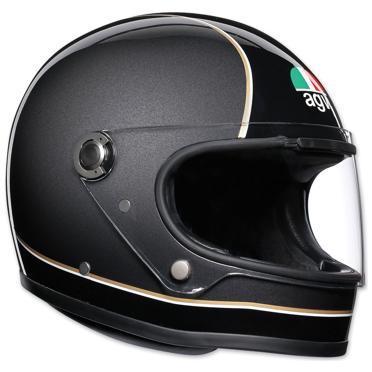AGV X3000 Super AGV Black/Gray Full Face Helmet