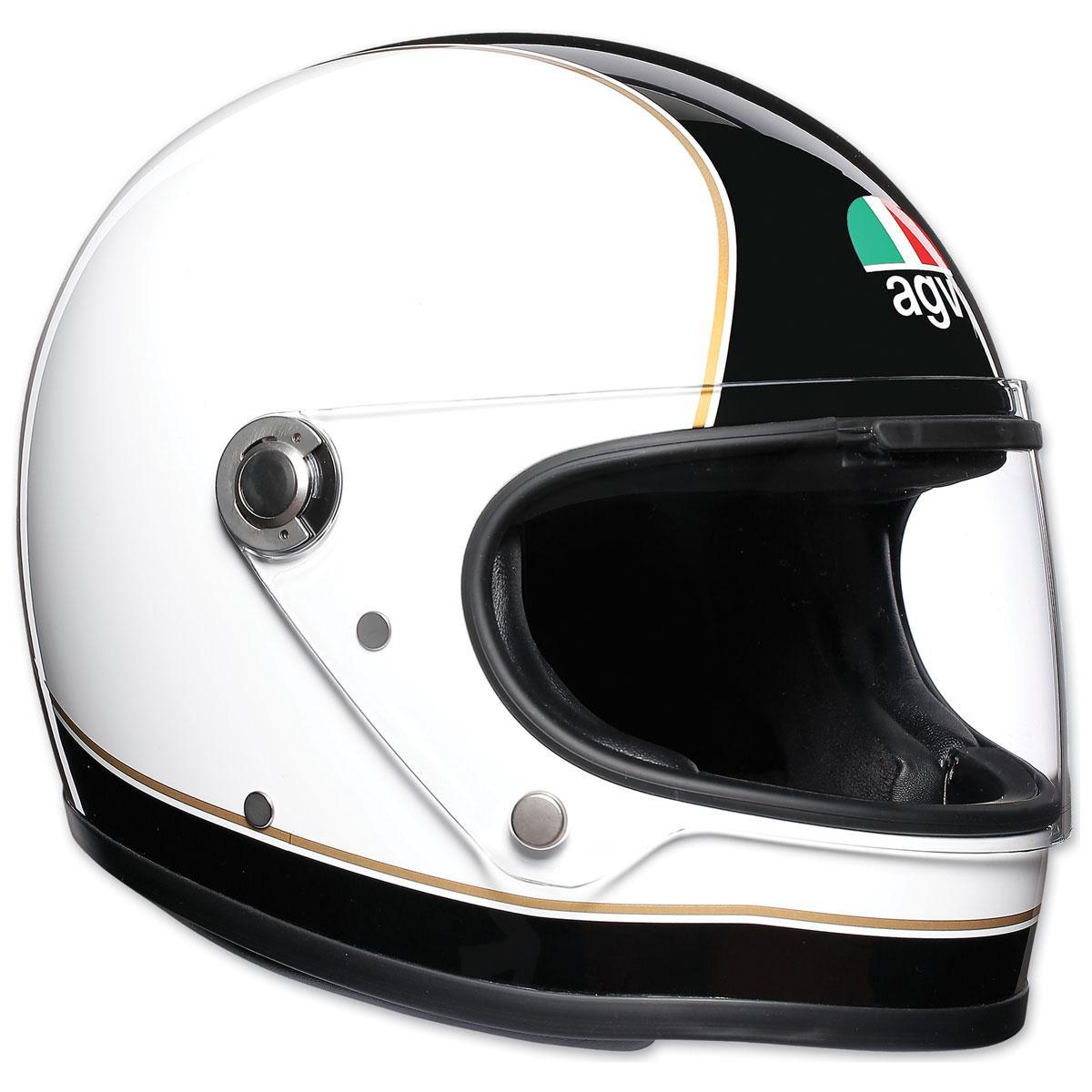 AGV X3000 Super AGV Black/White Full Face Helmet