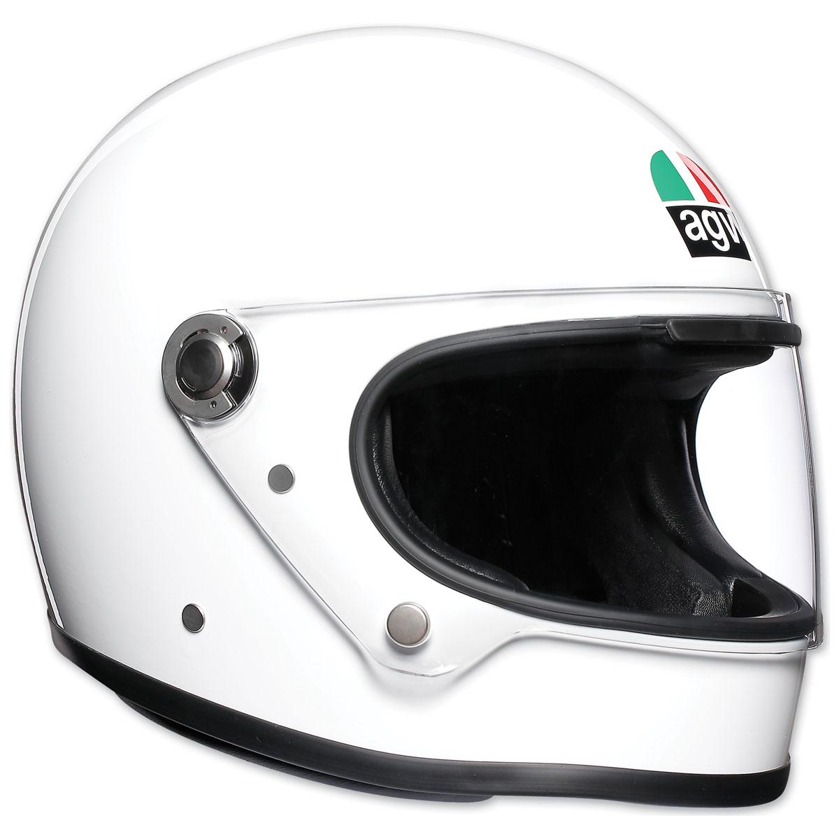 AGV X3000 White Full Face Helmet