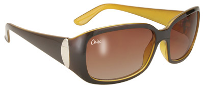 Biker Chix Honey Sunglasses