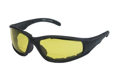 Chap'el S23BF Night Driving Lens Bi-Focal Padded Sunglasses