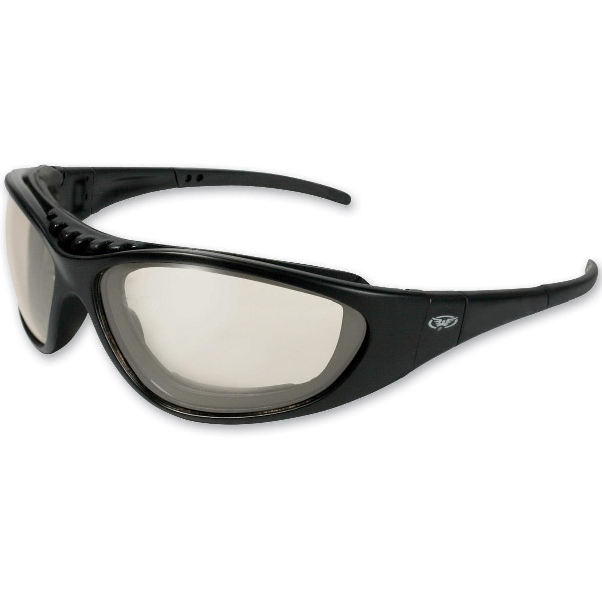 Global Vision Eyewear Freedom 24 Photochromic Sunglasses with Clear Lens
