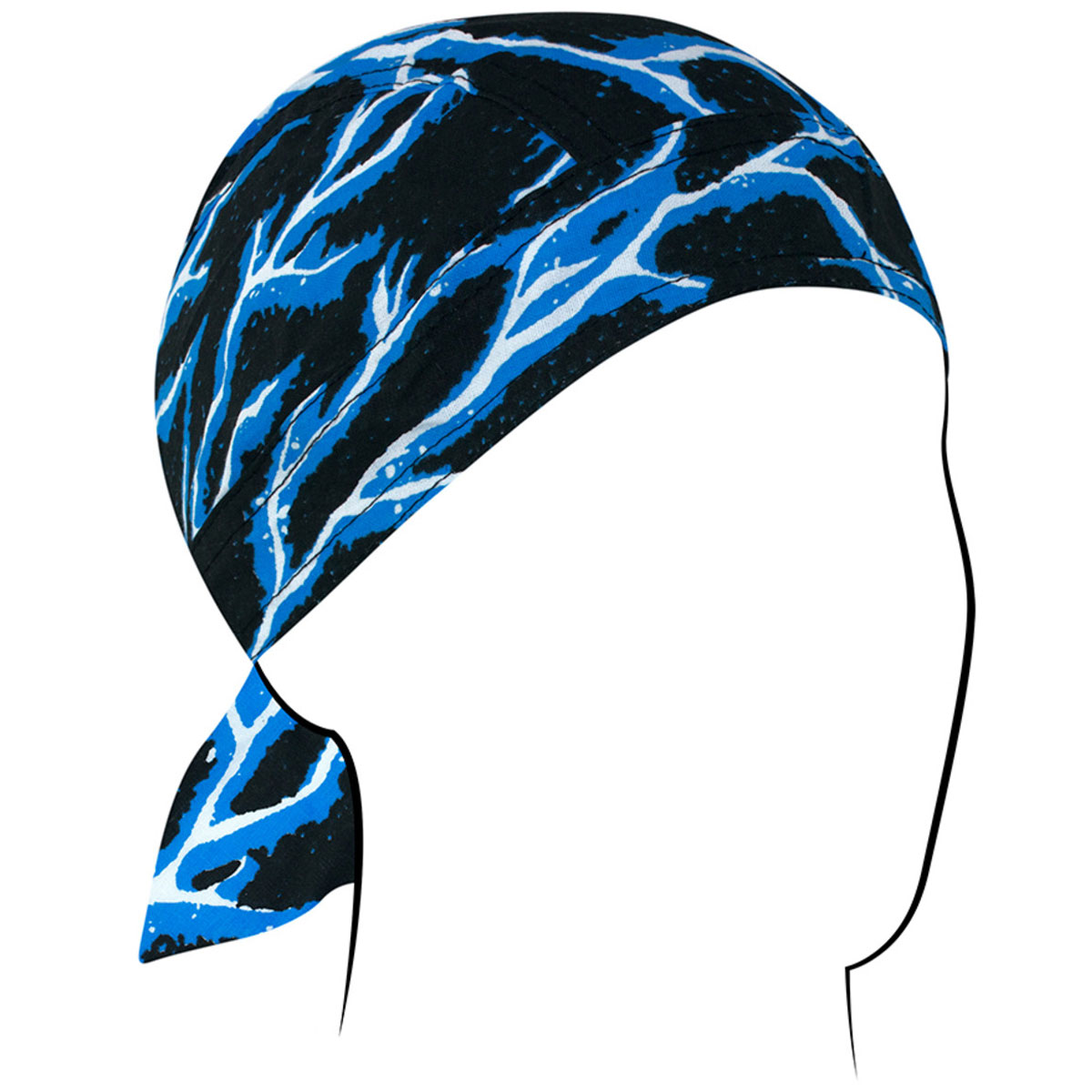 ZAN headgear Lightning Head Wrap