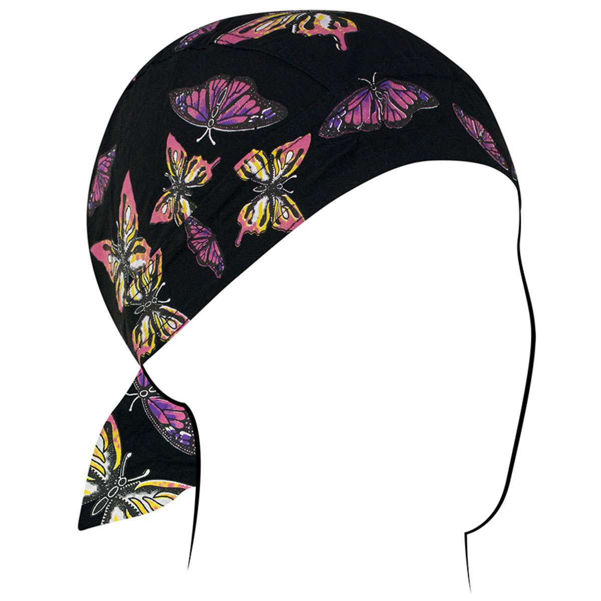 ZAN headgear Mixed Butterfly Head  Wrap