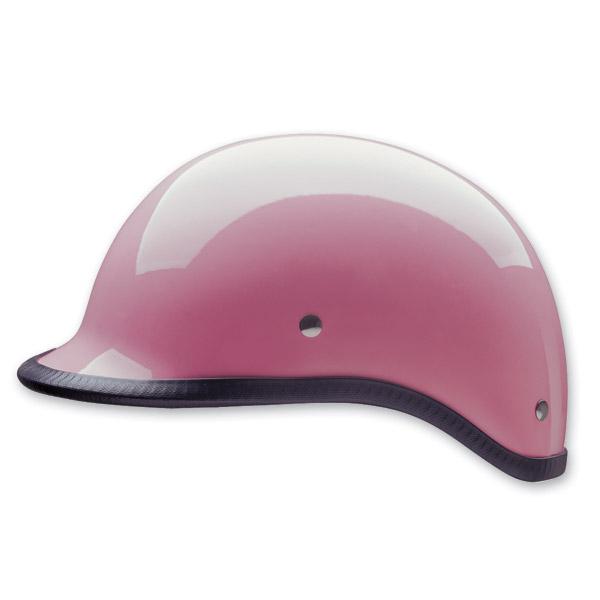 HCI-105 Designer Polo Pink Half Helmet