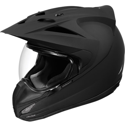 ICON Variant Rubatone Black Full Face Helmet