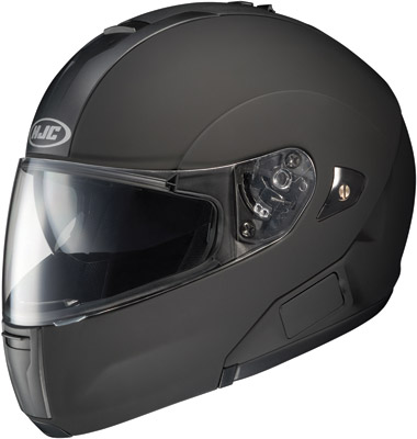 HJC IS-Max BT Matte Black Modular Helmet