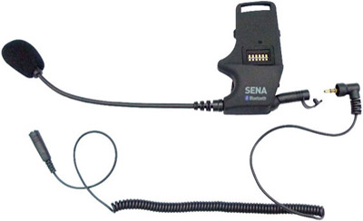 Sena Technologies SMH10 Helmet Clamp Kit, Earbuds
