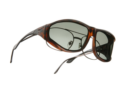 Vistana Soft Touch Tortoise Frame Sunglasses
