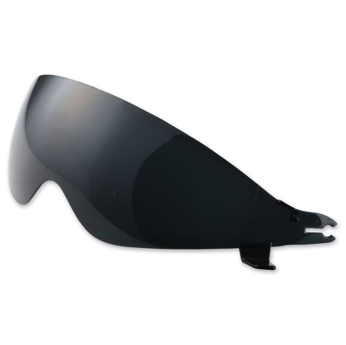 LS2 Dark Smoke Sun Visor for HH566/SC3