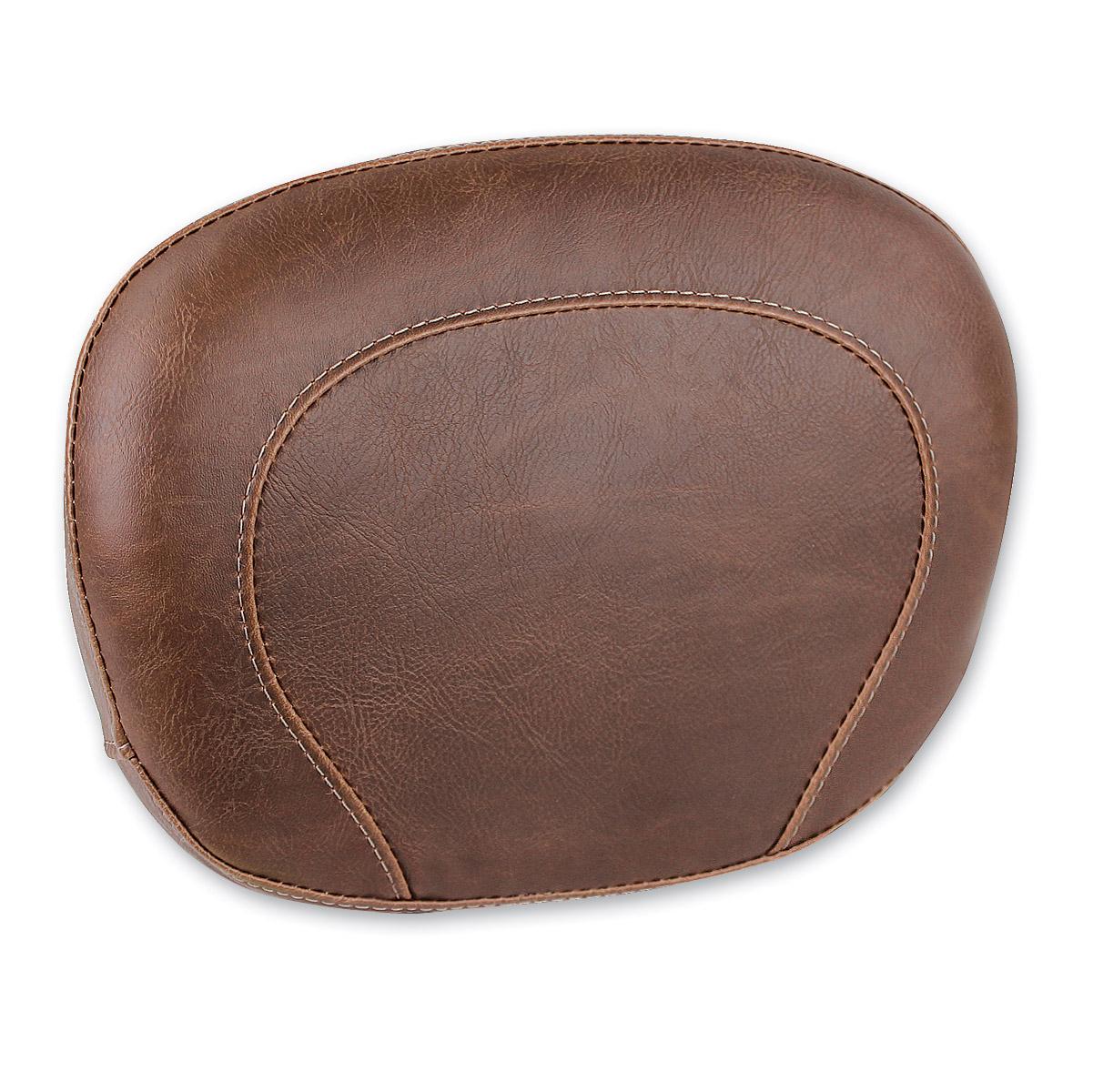 Mustang Brown Smooth Sissy Bar Pad