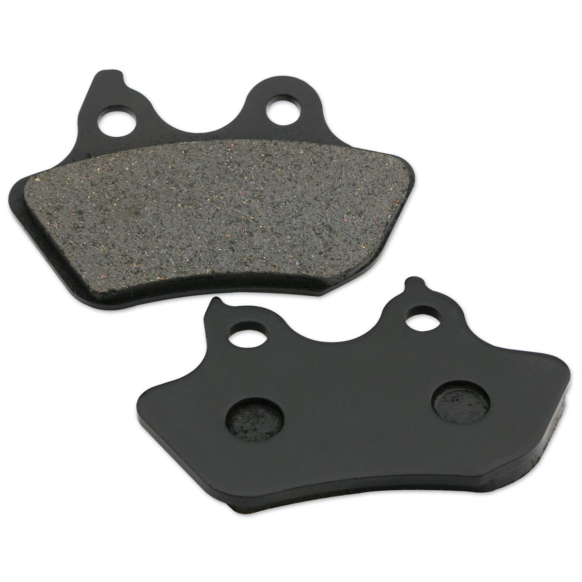J&P Cycles® Organic Rear Disc Brake Pads