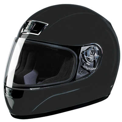 Z1R Phantom Rubatone Black Full Face Helmet