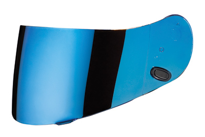 HJC RST Blue Color Mirror-Coated Shield