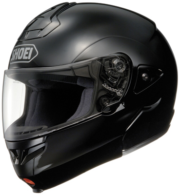 Shoei Multitec Black Modular Helmet
