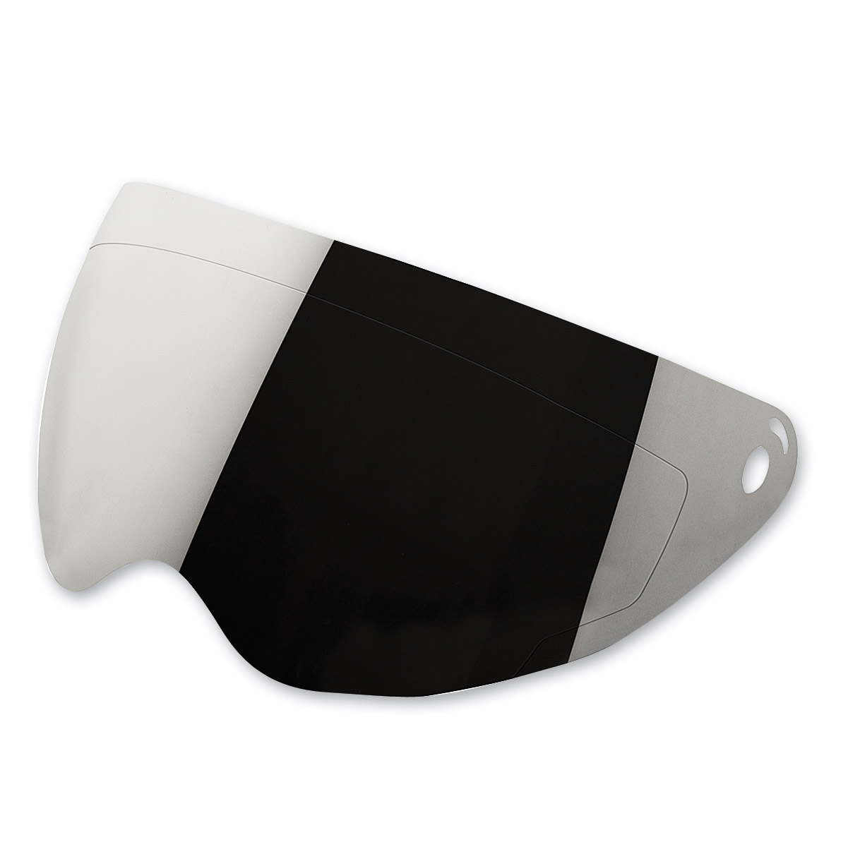 Speed and Strength Silver Faceshield for SS650 Helmet