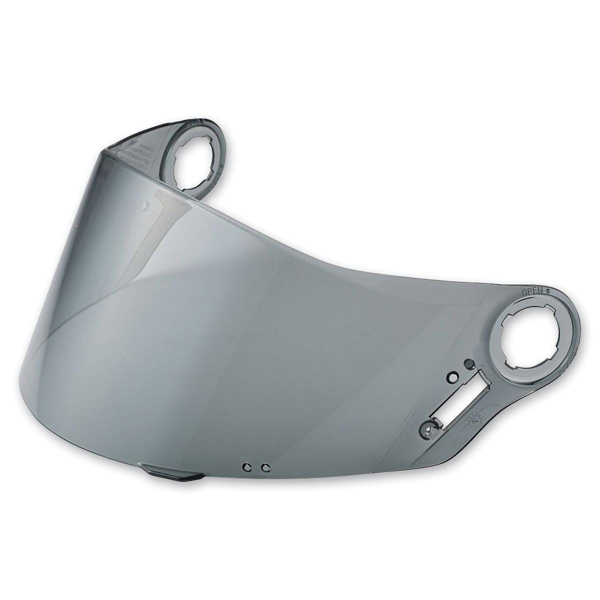 LS2 Light Smoke Outer Visor for FF385/387/392/396 Helmets