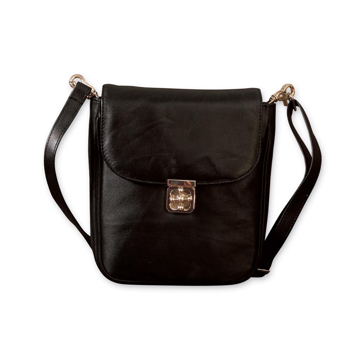 Daytona Gear Leather Purse/Tank Bag