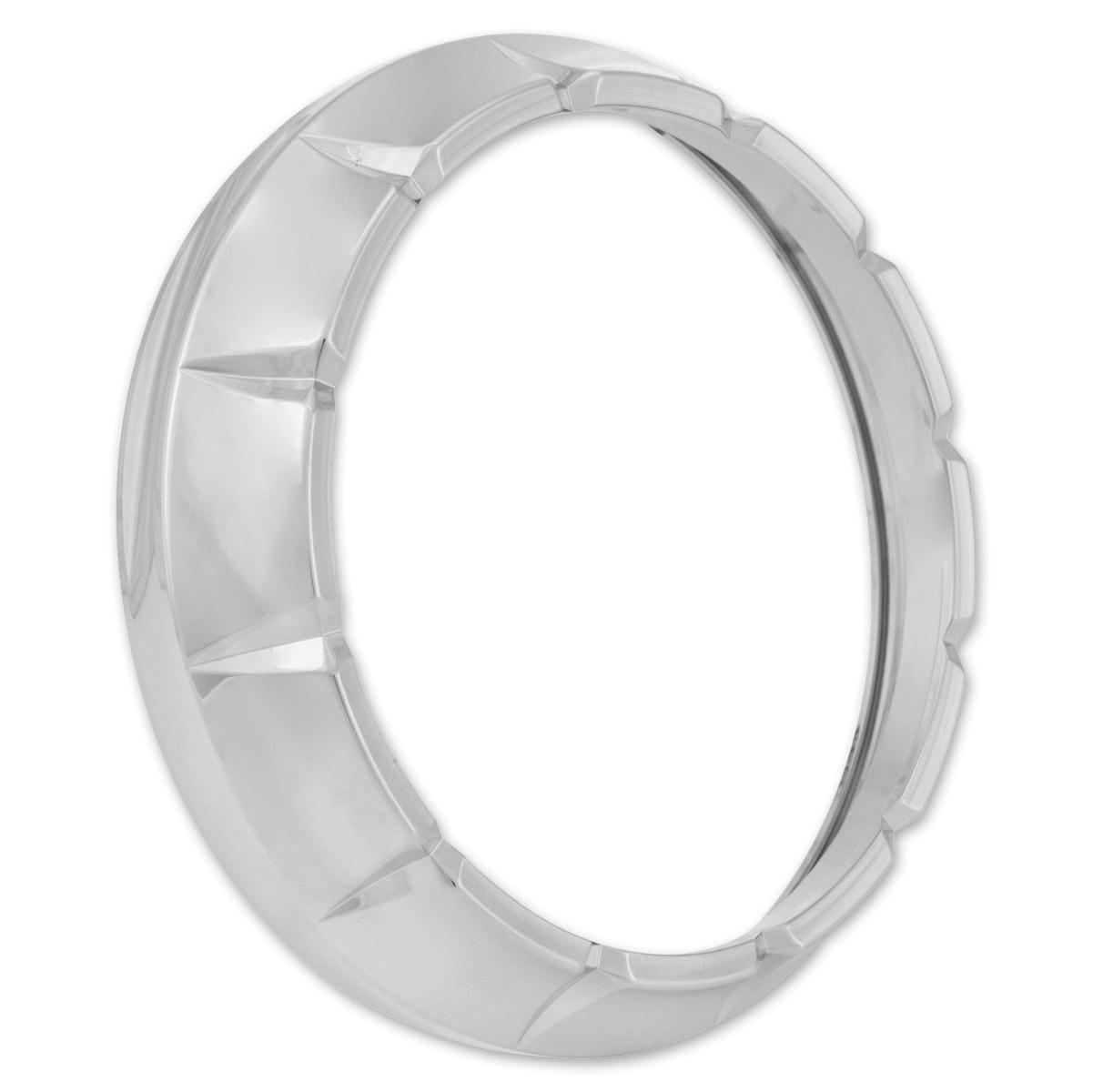 Xtreme Machine 7″ V-Cut Chrome Headlight Bezel