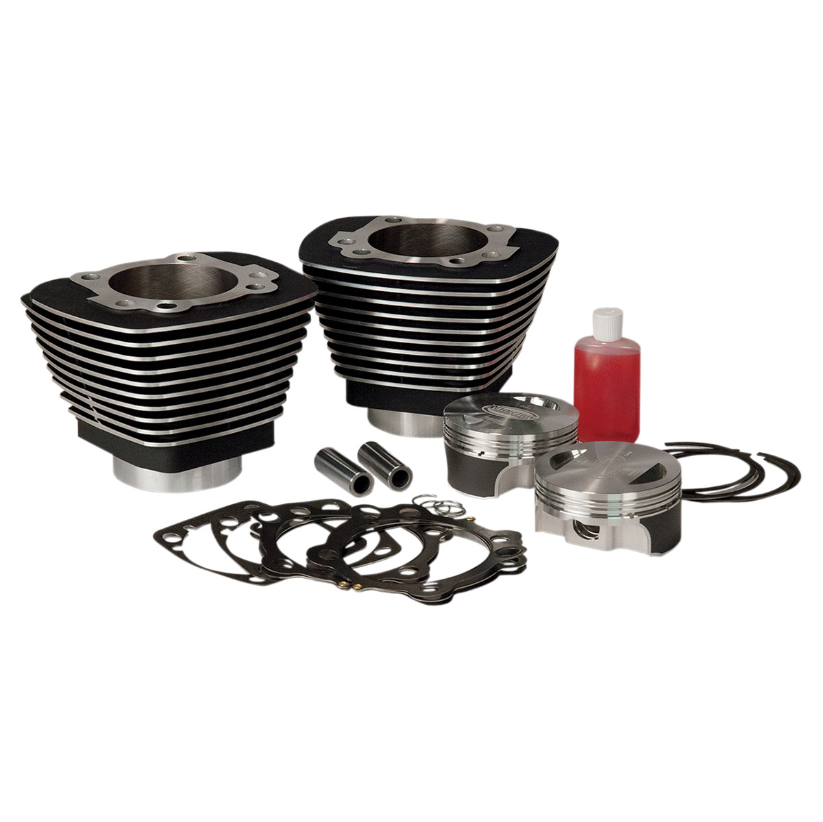 Revolution Performance 88″ Monster Big Bore Kit Black with Highlighted Fins