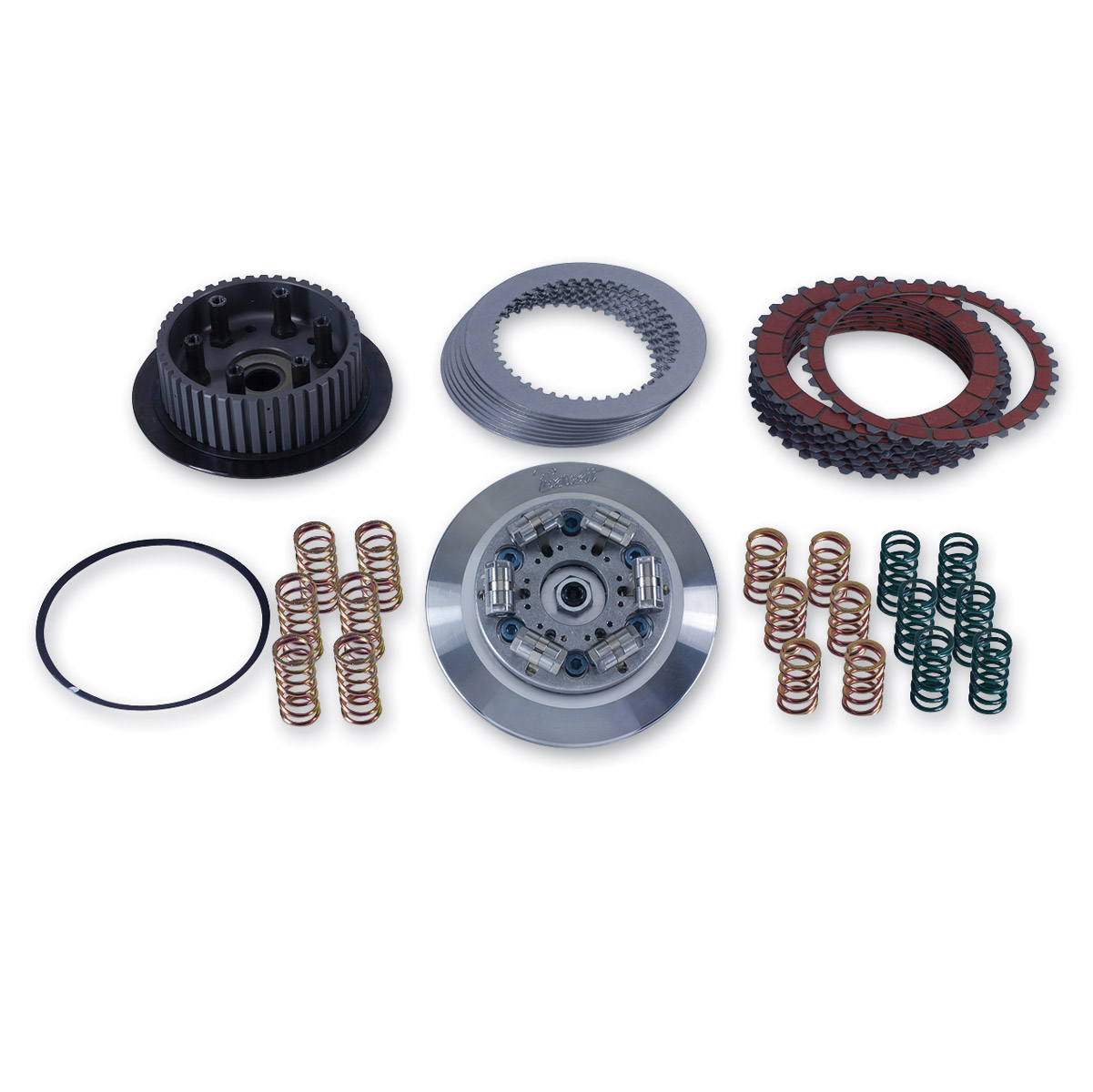 Barnett Performance Products Low Profile Lock-Up Clutch